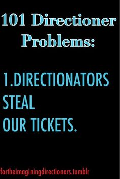 ....Directionators..... *Drake and Josh voice for Megan*