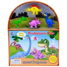Great children's gift Dino Days Prehist... Check it out here http://davesdeals.com.au/products/dino-days-prehistoric-pals-my-mini-busy-books?utm_campaign=social_autopilot&utm_source=pin&utm_medium=pin #Childrentoys #Childrenbooks