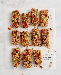 Goji berries are touted for their anti-inflammatory and ant-bacterial compounds that give your immune system a boost.  Get the recipe from Love and Lemons »  - GoodHousekeeping.com