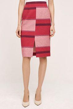 Catteau Pencil Skirt