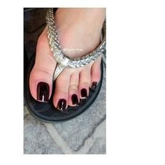 No photo description available. Nice Toes, Pretty Toes, Long Toenails, Foot Toe, Sexy Toes, Women's Feet, Hot Shoes, Beautiful Gorgeous, Long Toes