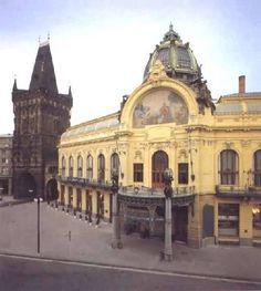 Obecni Dum in Prague