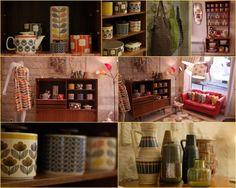 boutique de vêtement et accessoires des années 60 à Paris Montmartre
