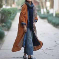 36 Lovely Long Cardigan Ideas For Fashionable Women To Copy Right Now - Winter Skinny Jeans Outfits, Warm Outfits, Winter Fashion Outfits, Classy Outfits, Cool Outfits, Long Cardigan Coat, Grey Sweater, Maxi Cardigan, Iranian Women Fashion