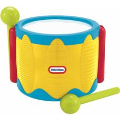 Little Tikes Tap-a-Tune Drum - Walmart.com