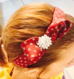 Headband from a tie!