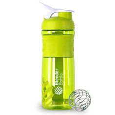 Protein powder drinkers love their shake bottles. Now it comes in an on-the-go sports model!