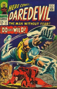 Daredevil The Man without Fear! #23