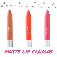 Revlon lip crayon