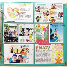 Pocket Page layout by design team member Brenda Smith Pocket Scrapbooking, Scrapbooking Layouts, Digital Scrapbooking, Scrapbook Sketches, Scrapbook Cards, Project Life, Family Photo Album, Life Page, Pocket Letters