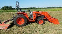 Kubota Tractors, Vehicles, Car, Vehicle, Tools