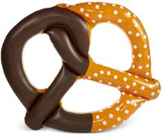 Giant Chocolate Dipped Pretzel Pool Float from Wembley Inflatable Pool Toys, Inflatable Float, Summer Pool, Summer Fun, Beach Pool, Pool Fun, Summer Things, Beach Inflatables, Lake Floats