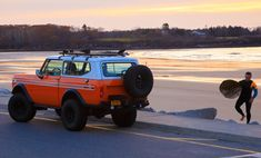 The ultimate overland inspired Scout II. We pushed the limits again with Gen V Chevy technology running the new liter engine with and International Scout 2, International Harvester Truck, Offroad, 4x4, Chevy, Automobile, Monster Trucks, Adventure, Retro