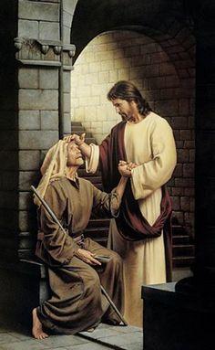 XTO MILAGROS. CIEGO. Jesus our Christ