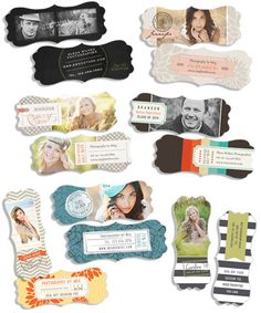 perfect fit for senior reps and studio referral programs! Luxe Senior Rep Card Bundle - http://store.millerslab.com/collections/ew-couture/products/luxe-senior-rep-card-bundle#