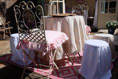 Magnifique  Style romantique linge ébouriffées par oscarandfrench