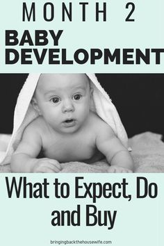 This post will help you learn all about the 2 month baby milestones that your baby will begin reaching. It is such an exciting time for both you and baby! 2 Month Old Milestones, 2 Month Old Baby, Waiting For Baby, Baby Songs, Babies First Year, Cute Little Baby, 2nd Baby, Tummy Time, Infant Activities