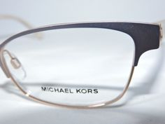 Michael Kors has just redesigned their entire eyewear line! They have combined Beautiful colors, lines, and acetates to bring you a new take on High Fashion! #MichaelKors #Fashion #Eyewear