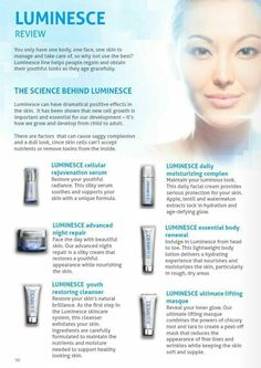 """Restore youthful vitality and radiance to the skin.""""This Is Not A Joke"""" The Luminesce anti-aging skin care line restores youthful vitality and radiance to your skin, reduces the appearance of fine lines and wrinkles and reveals your unique glow. Botox Alternative, Aging Gracefully, Anti Aging Skin Care, What Is Like, Good Skin, Beauty Care, Face, Glow, Skincare"""