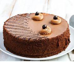 torta al biscottisum - Insalata Vegetariana Ideas Baking Recipes, Cake Recipes, Dessert Recipes, Desserts, All You Need Is, Chocolate Dishes, Cake Chocolate, Chocolate Cake Designs, Cheesecake