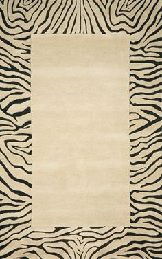 Trans Ocean - Seville - Zebra Border (Neutral)