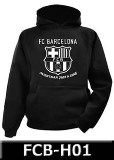 brand new 5feb4 1307c Sweater Hoodie FC Barcelona High Quality Flock by JakClothing