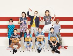 Target's new children's clothing line Cat & Jack was designed by kids and features organic styles
