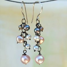 Bella Branch by Michele Baratta - Sashay Earrings, $39.00 (http://www.bellabranch.com/products/sashay-earrings.html)