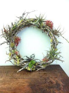 Solabee style wreath