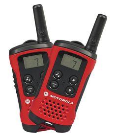 Buy Motorola Talker T40 4km Range. 2-Way Radio - Twin at Argos.co.uk - Your Online Shop for Two way radios.