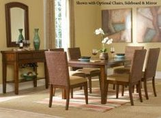 Powell's Newport Dining Table $497.09