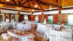 Beautiful Wedding Reception styling and lighting by Paradise Bride Team at Yatule Resort & Spa Team Bride, Wedding Receptions, Resort Spa, Paradise, Table Decorations, Lighting, Furniture, Beautiful, Home Decor