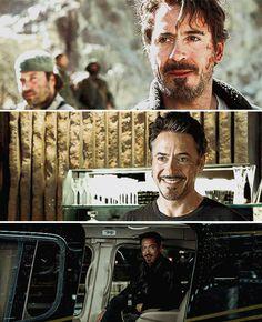 Smile. Your enemies hate it.  (Tony Stark, Iron Man, Avengers)