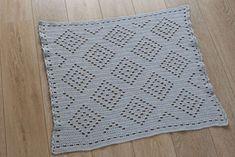 Boho Baby Blanket - Haaknerd