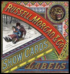 Russell Morgan & Company | Sheaff : ephemera