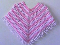 Best 12 Colorful Boho Poncho for Kids Crochet Pattern- by A Frayed Knot Boutique- by A Frayed Knot Boutique – SkillOfKing. Girls Poncho, Baby Poncho, Crochet Baby Cardigan, Crochet Poncho Patterns, Crochet Shawl, Knitting Patterns Free, Crochet Cape, Baby Hats Knitting, Knitting For Kids