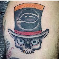 #skull #oldschool #traditionaltattoo #tattoo #tatuagem #tatuagens