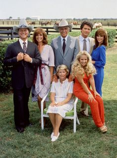 Dallas (1979) why was I watching this when I was 4?