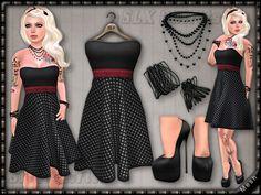 SLX Outfit: Retro