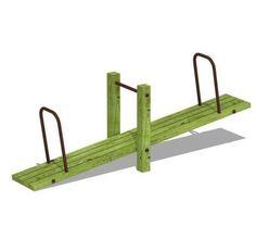 Balansoare lemn metal plastic ELEMENTS AP1553