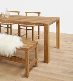 A table fit for a proper meal with good mates. The @e15furniture Holborn Table. #e15 #livingedge