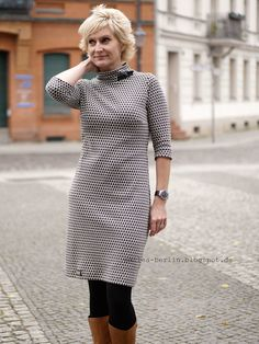 emilea : Jacquard Triangle meets Manon / lillestoff Outfits Otoño, Winter Outfits, Fashion Outfits, Womens Fashion, Diy Dress, Dress Skirt, Velvet Skirt, Love Sewing, Cute Skirts