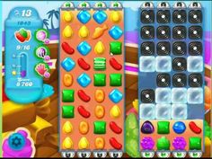 Candy Crush Soda Saga Level 1043 No Boosters