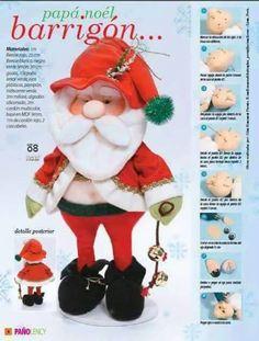 Disney Felt Ornaments, Minnie Mouse, Santa, Teddy Bear, Diy, Sewing, Disney Characters, Christmas, Animals