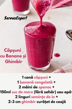 Smoothies, Panna Cotta, Pudding, Vegetables, Ethnic Recipes, Desserts, Food, Banana, Minerals
