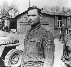 Josef Kramer, SS-Hauptsturmführer and concentration camp commandant of Bergen-Belsen, after his arrest in 1945