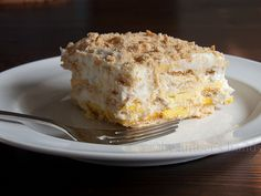 Mango Float {Filipino Food Month} | by amber's hands