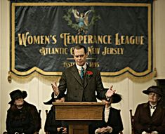 HBO Boardwalk Empire - LHF Signmaker 2: Superb old-fashioned lettering from sign artist Dave Correll.
