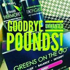 ItWorks doesn't discourage the workout, it enhances the workout! www.mainstreamwrap.itworks.com