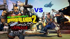Borderlands 2-Pyro Pete the Ultra Invincible Raid Boss Battle (Solo Gunz...
